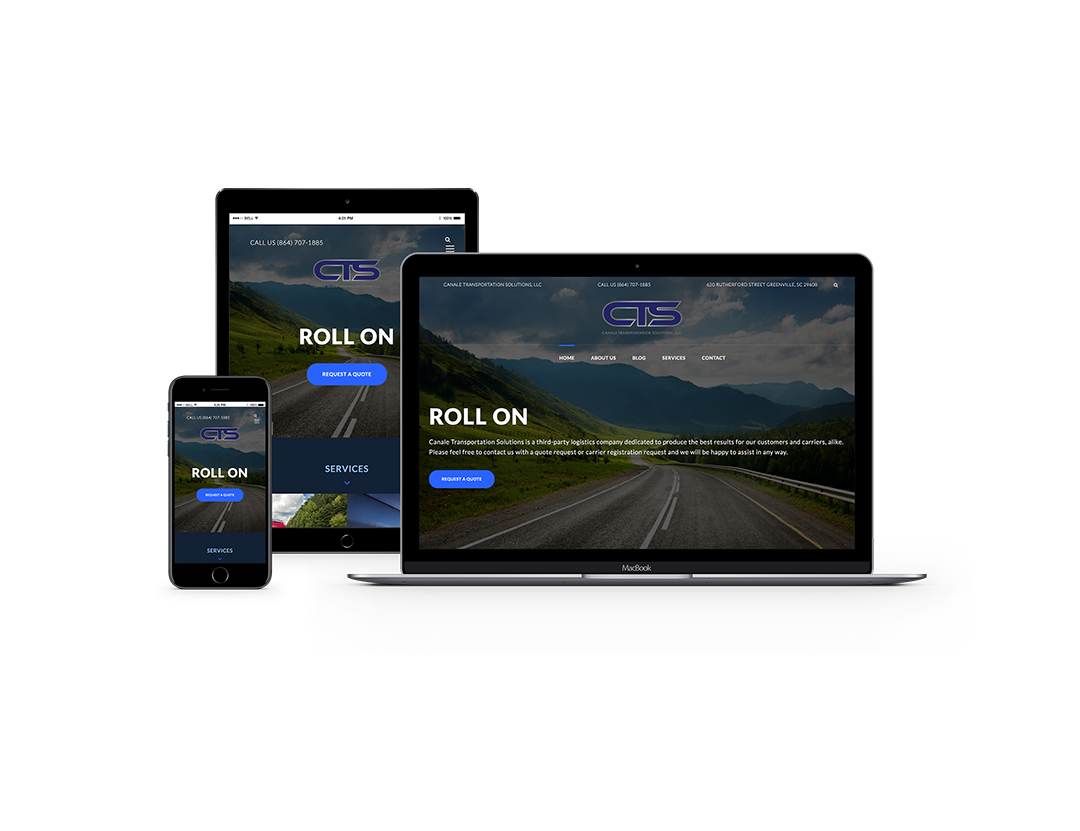 canale transportation solutions website