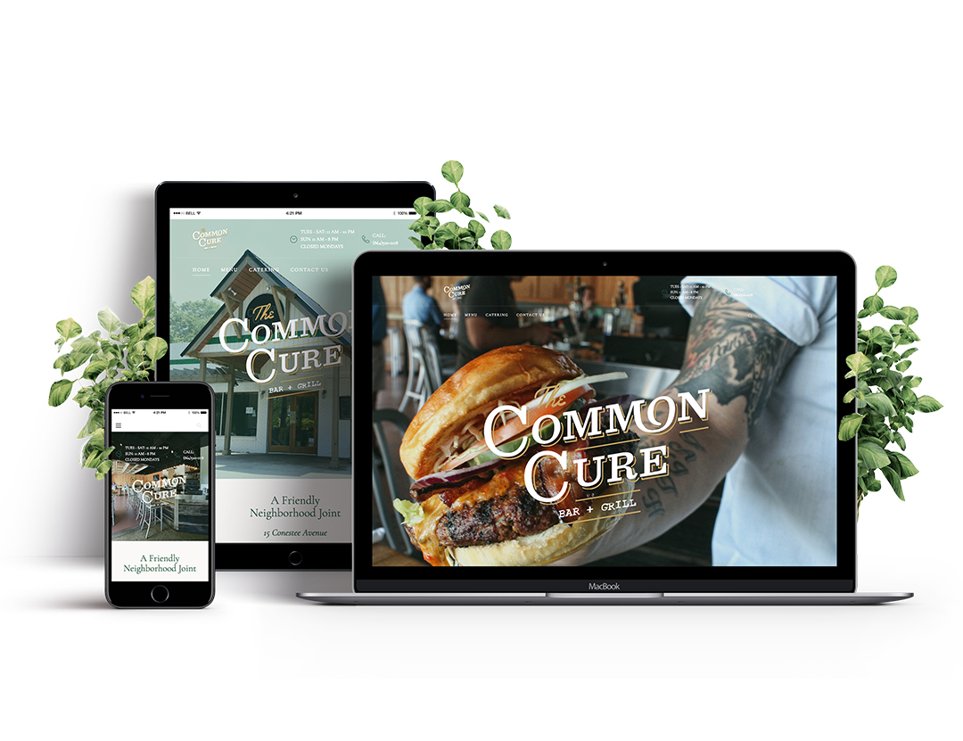 common cure website