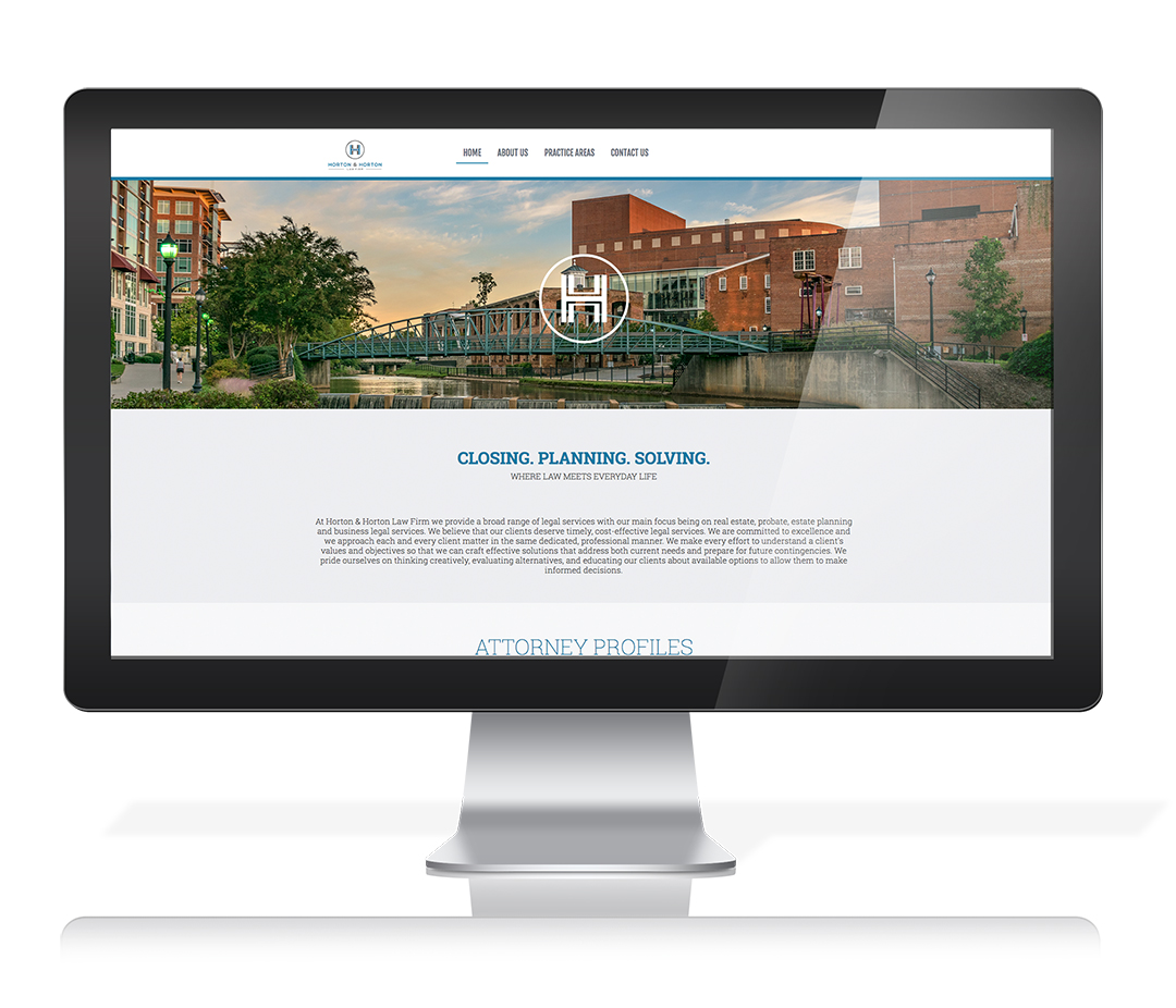 horton and horton law firm website